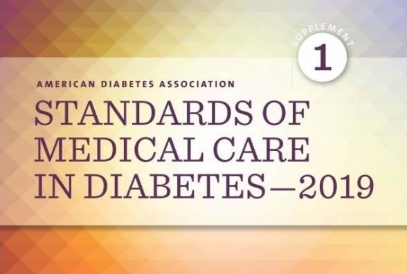 Новые стандарты в компенсации диабета от ADA